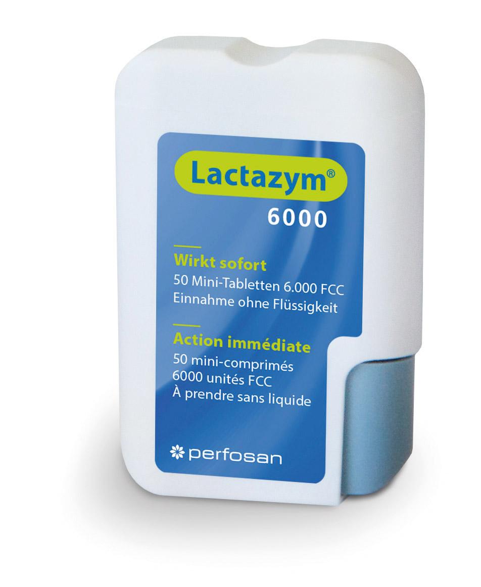 Lactazym 6000 Spender